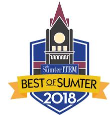 Best of Sumter 2018